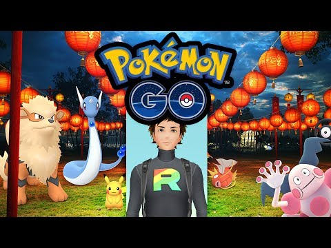 Team Rocket & Lunar New Year in China | Pokémon GO Deutsch #547