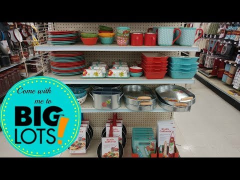Let's go to BIG LOTS!!!!!  Home Decor, Makeup & More