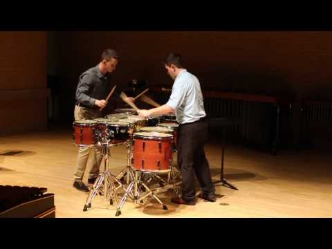 8 on Three and 9 on Two by Robert Marino - Performed by Austin Cernosek and David Cavazos