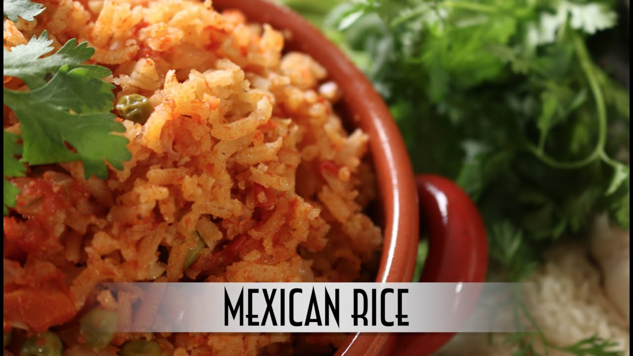 Mexican Rice - Grandma's Secret Recipe
