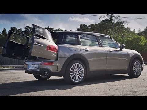 New Mini Clubman Cooper S Review Youtube