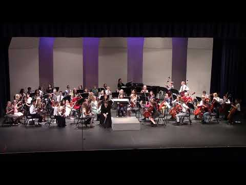 Neely Traditional Academy, 2018 Winter Concert, Intermediate Orchestra