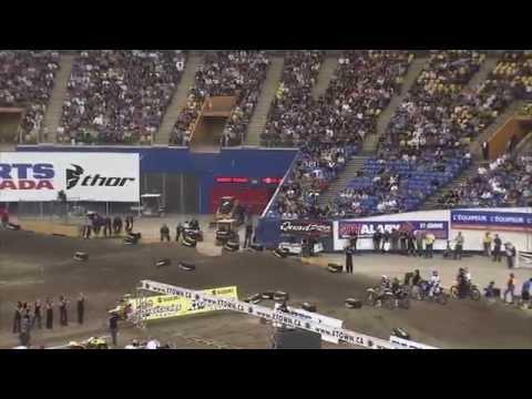 Montreal Supercross 2008// FMX Final