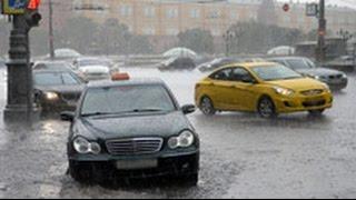 Опасные дни наступают в Москве