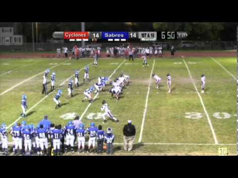 SHUKC's Friday Night Football - Bishop Ward vs Sumner Academy