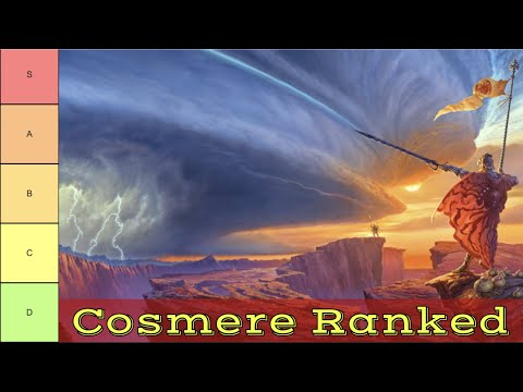 Cosmere Ranked