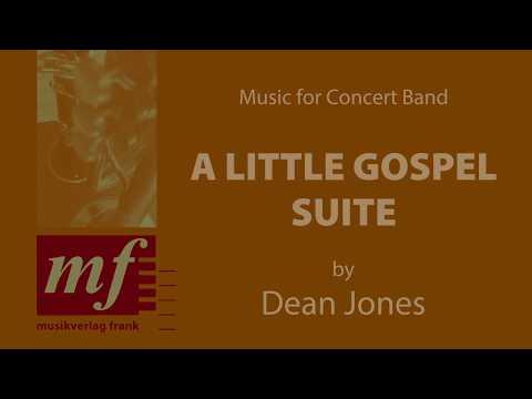 A LITTLE GOSPEL SUITE by Dean Jones