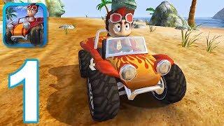 Beach Buggy Blitz - Gameplay Walkthrough Part 1 (iOS, Android)