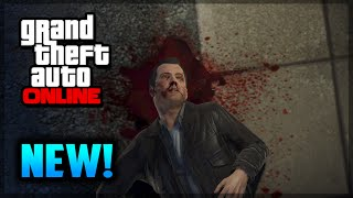 GTA 5 PS4 - NEW Murder Mystery Clues! (GTA 5 Gameplay)