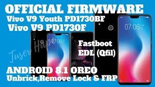 FIRMWARE VIVO V9 & V9 Youth - Test Point EDL Mode 9008 by Tuser Hape