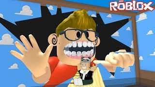 Escape from the Rich Boy's Room!! - Roblox ESCAPE FROM CHILDREN'S TOY ROOM OBBY with Panda