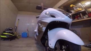 スフィアライト(SPHERELIGHT) 車検対応バイク用LEDRIZINGコンバージョン...