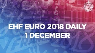 Women's EHF EURO Daily - Day 3   Women's EHF EURO 2018
