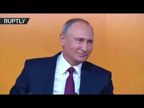 بوتين وطرفة -باباي-!!  - نشر قبل 3 ساعة