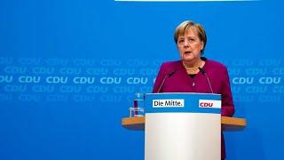 Merkel gesteht eigenen Fehler im Fall Maaßen ein
