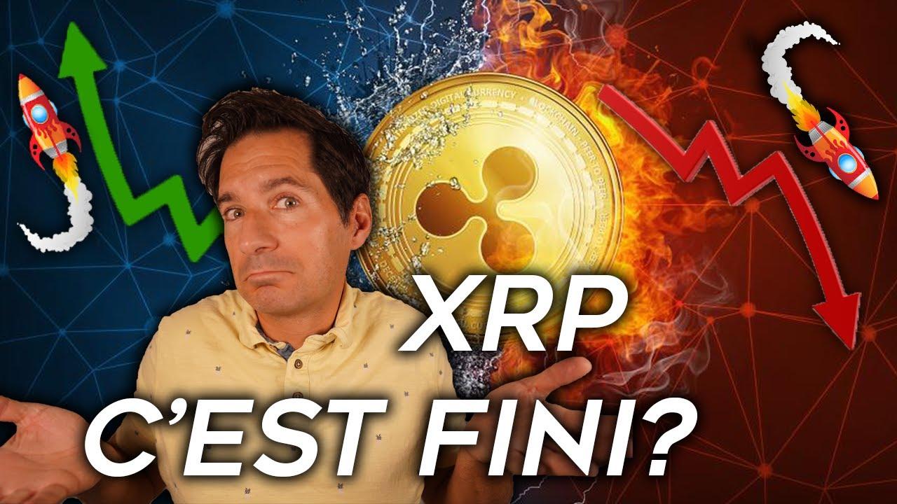 XRP (Ripple) Est-ce la FIN de la crypto monnaie XRP en 2021 ?