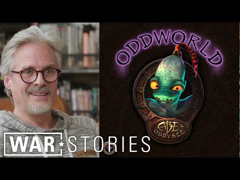 How Mind Control Saved Oddworld: Abe's Oddysee | War Stories | Ars Technica