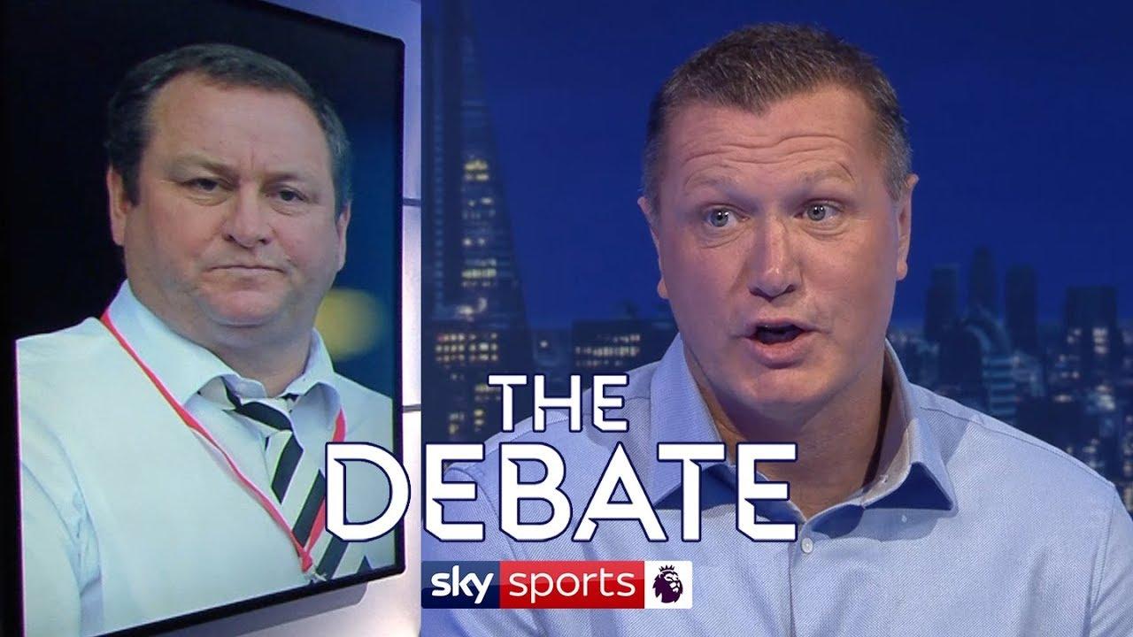 Steve Howey criticises Mike Ashley & defends Rafael Benitez and Newcastle United fans | The Deba