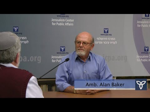 Is Egypt's transfer of two Red Sea islands to Saudi Arabia a risk for Israel? - Amb. Alan Baker