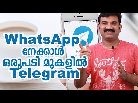 Whatsapp vs Telegram-Malayalam videos-Ebadurahman