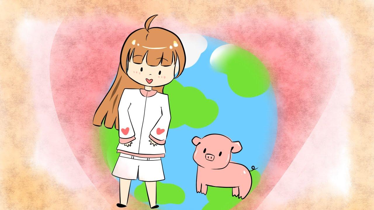 親親豬豬寶貝wmv - YouTube