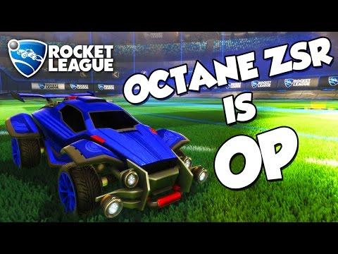 Octane ZSR is OP | Rocket League Montage