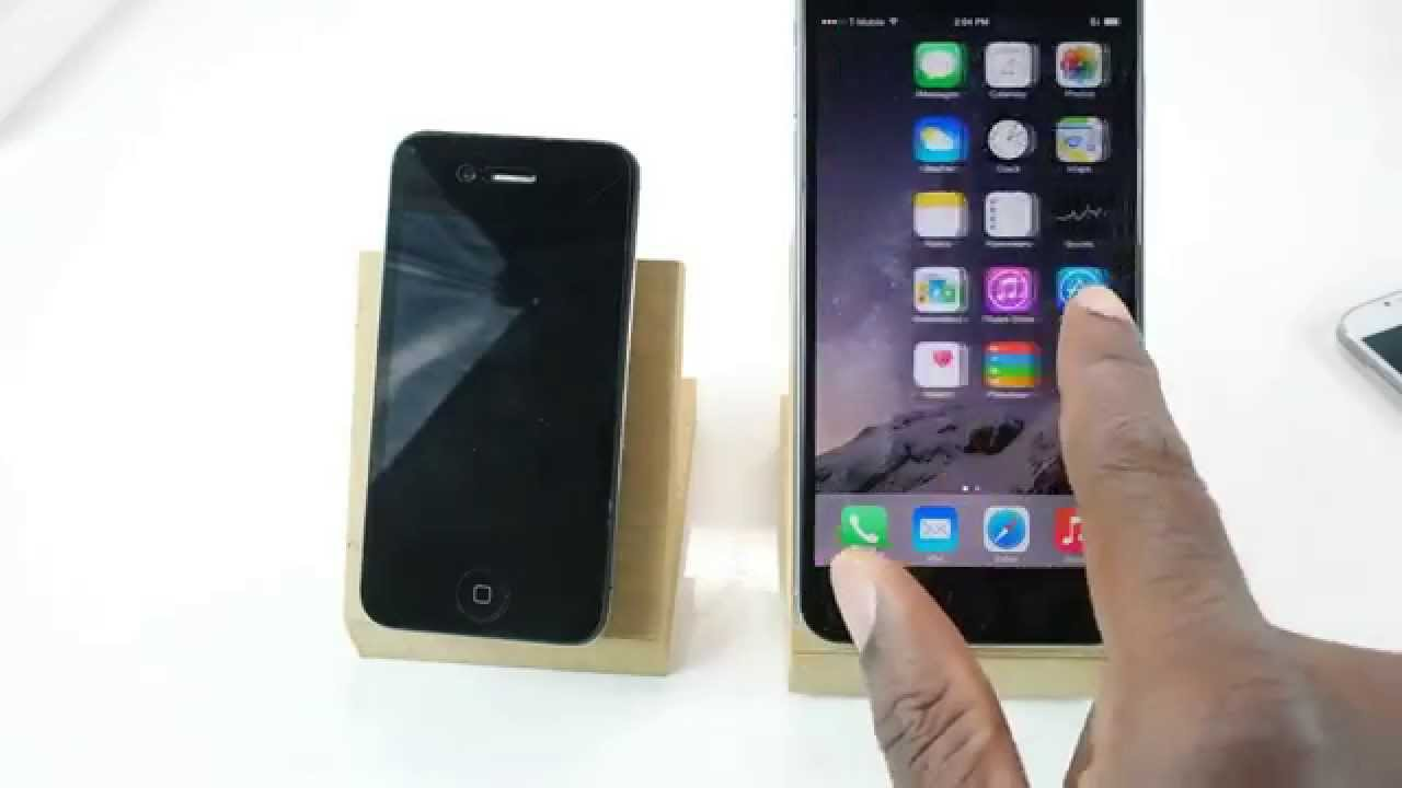 Simple iPhone 6/6 Plus DIY Dock/Stand - YouTube