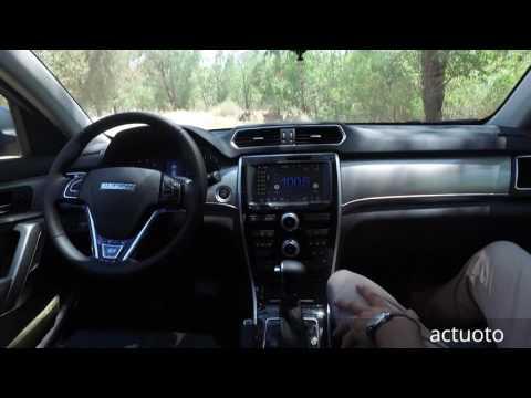 Actuoto : Haval H2, le SUV Chinois, qu'en est il? (2/3) Intérieur