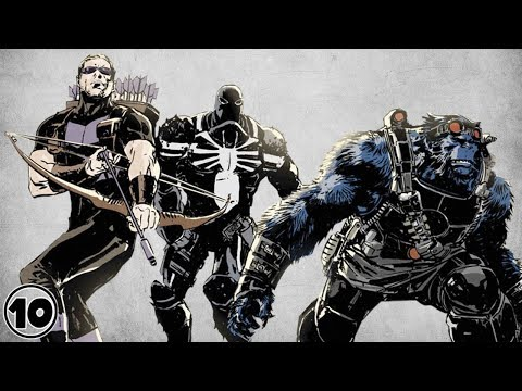 Top 10 Alternate Versions Of The Avengers