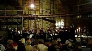 Romanian hymns[6/7]:Bucharest Psalmodia choir@Rotonda,Thessaloniki