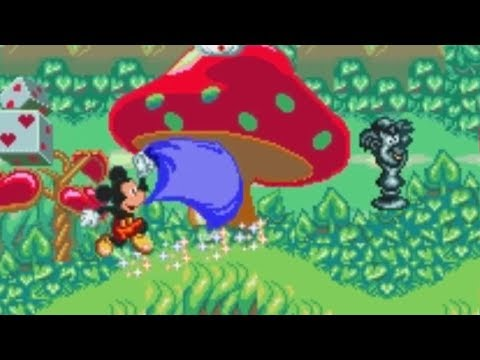 World Of Illusion Starring Mickey Mouse & Donald Duck (Genesis) Playthrough - NintendoComplete