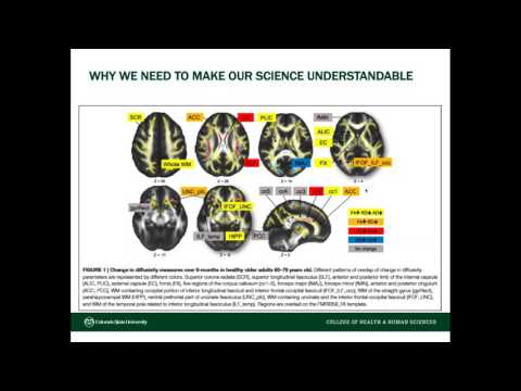 2017 07 20 14 00 ACSM Professional Development Webinar  Making Your Science Understandable to the Pu