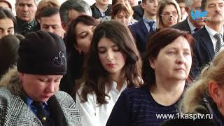 Общегородское родительское собрание по подготовке к ЕГЭ и ГИА прошло в гимназии №7