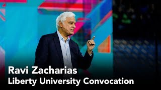 Ravi Zacharias - Liberty University Convocation