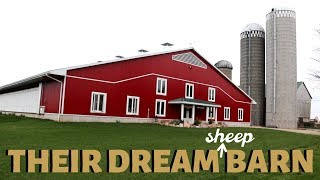 HOW THEY BECAME FULL TIME SHEEP FARMERS (Touring a BRAND NEW Sheep Farm): Vlog 173