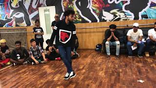 Popping Judge Showcase - Sensor Beastmode Crew | Chance Vol.1 | Raw Footage