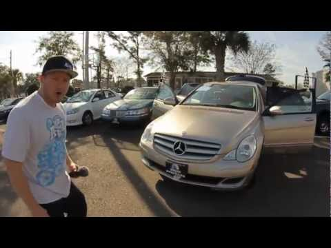 Autoline's 2006 Mercedes-Benz R-Class 4Matic Walk Around Review Test Drive