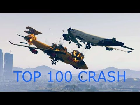 Plane Crash and Accidents - Airplane and helicopter Crashes  飞机失事 Крушение самолета