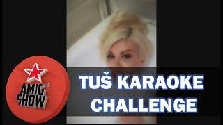 Tuš karaoke challenge - Dara Bubamara - Ami G Show S10