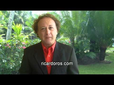 Ricardo Ros - La sombra de tu destino es alargada....
