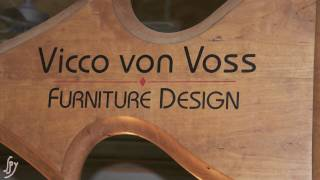 Spy Fortnightly Profile; In And Out Of The Studio With Vicco Von Voss