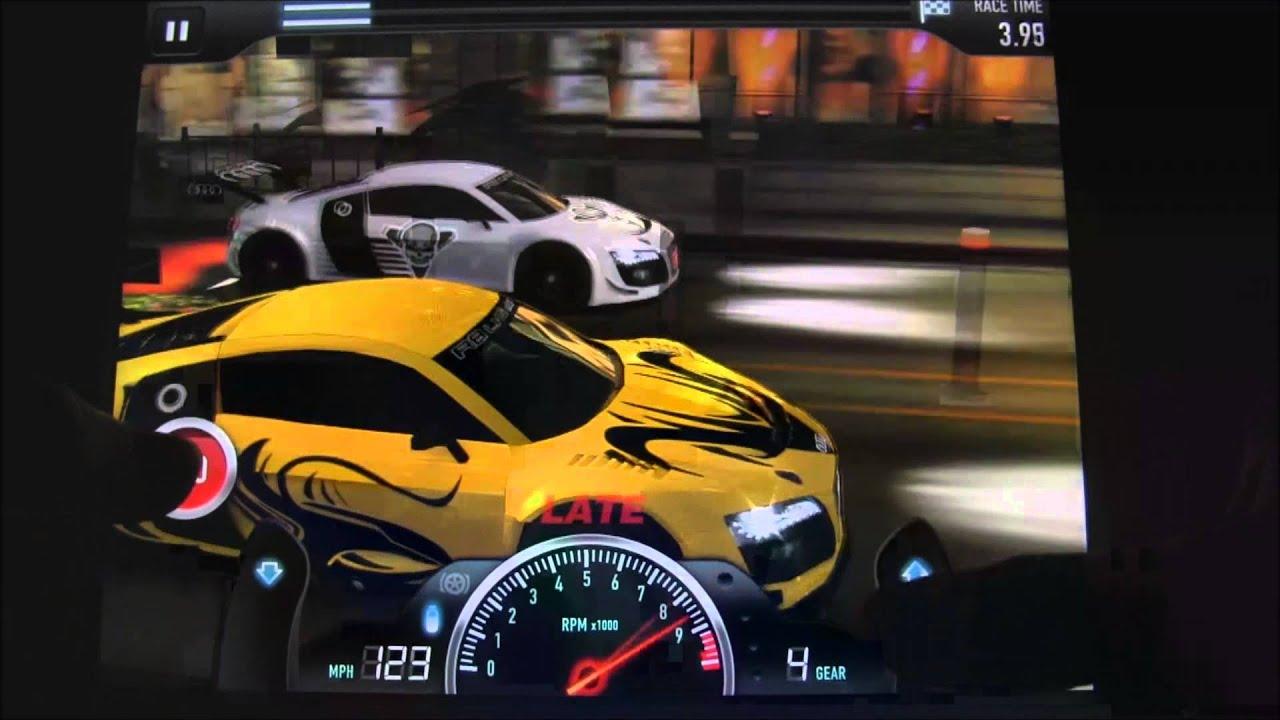 Fastest Car In Csr Racing Youtube