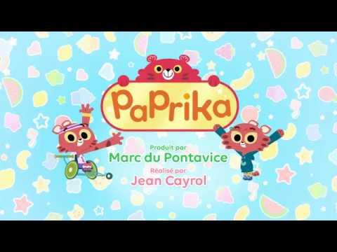France 5 zouzous paprika g n rique youtube - Dessin anime zouzous france 5 ...