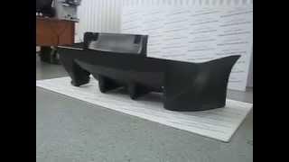 видео Тюнинг бампера ВАЗ 21099