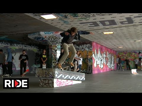 Adidas Skateboarding Demo - Southbank, London