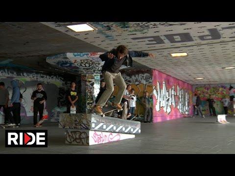 Adidas Skateboarding Demo - Southbank, London