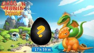 Dragon Mania Legends - Epic Egg Hatching! - part 825 HD