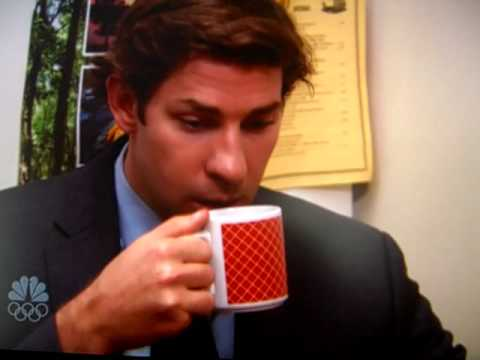 the office dating pam mom