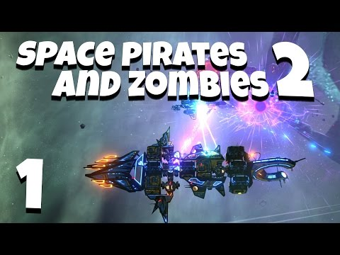 Space Pirates and Zombies 2 (SPAZ 2) - Ep. 1 -  A New Space Pirate! - SPAZ 2 Gameplay