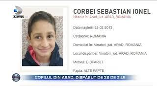 Stirile Kanal D (05.02.2021) - Copilul din Arad, disparut de 28 de zile! | Editie de seara